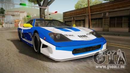 Tyrus Turismo pour GTA San Andreas