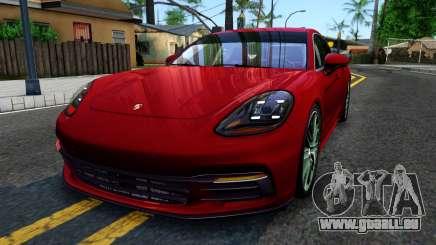 Porsche Panamera 4S 2017 v 4.0 pour GTA San Andreas
