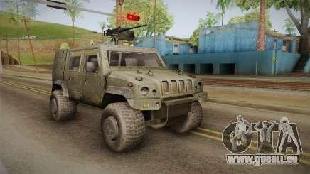 Iveco Lince LMV pour GTA San Andreas