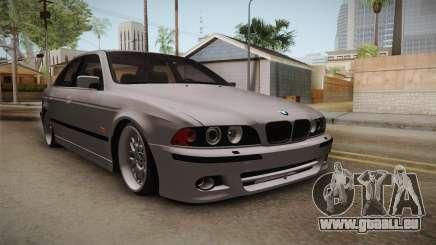 BMW 530i E39 für GTA San Andreas
