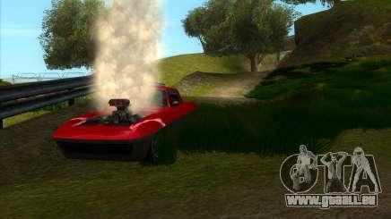 Voyage sur la route 2.0 pour GTA San Andreas
