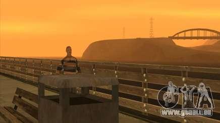 Le Fantôme De T-Bone Mendez pour GTA San Andreas