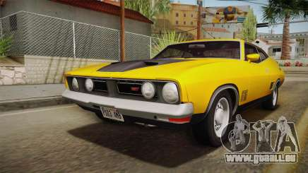 Ford Falcon 351 GT AU-spec (XB) 1973 HQLM für GTA San Andreas