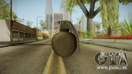 Battlefield 4 - M67 pour GTA San Andreas