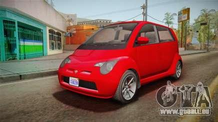 GTA 5 Benefactor Panto 4-doors pour GTA San Andreas