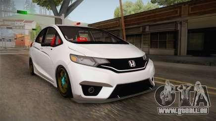 Honda Jazz GK 2014 pour GTA San Andreas