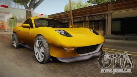 Driver: PL - MX2000 Drift Version für GTA San Andreas