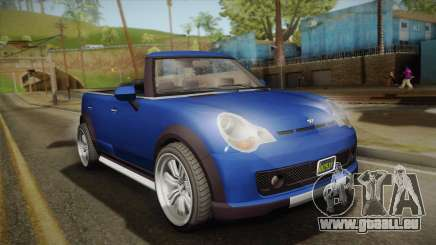 GTA 5 Weeny Issi Countryboy Cabriolet pour GTA San Andreas