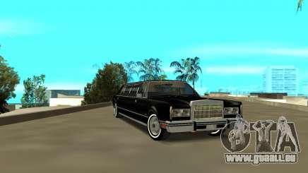 Lincoln 1988 für GTA San Andreas