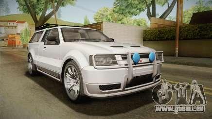 GTA 5 Vapid Contender 4 (5) für GTA San Andreas