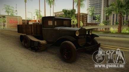 GAS-65 1940 für GTA San Andreas