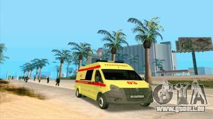 GAZelle Suivant La Réanimation pour GTA San Andreas