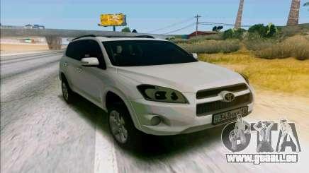 Toyota RAV4 1.0 pour GTA San Andreas