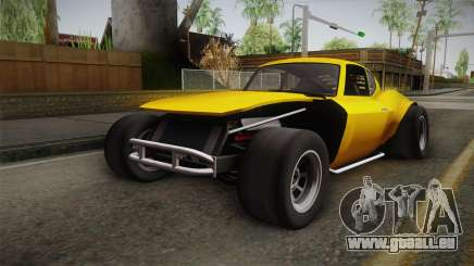 GTA 5 Invetero Coquette Custom pour GTA San Andreas