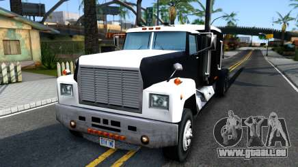 Realistic Tanker pour GTA San Andreas