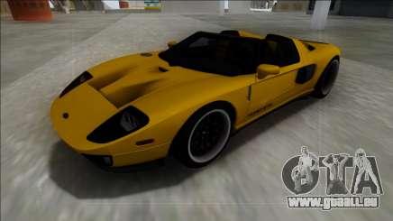Ford GTX1 für GTA San Andreas