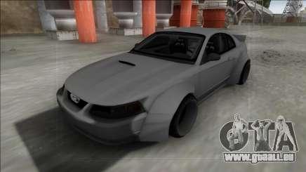 1999 Ford Mustang Rocket Bunny pour GTA San Andreas