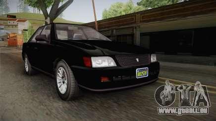 GTA 5 Vulcar Ingot Sedan für GTA San Andreas