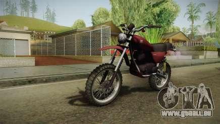 GTA 5 Dinka Enduro pour GTA San Andreas