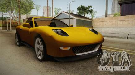 Driver: PL - MX2000 Cabrio pour GTA San Andreas