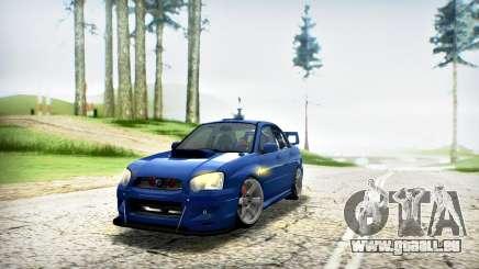 SUBARU IMPREZA WRX STi V.2 (IVF 2.0.2) für GTA San Andreas