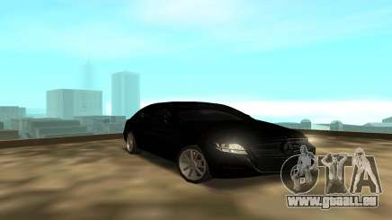 Mercedes C 63 pour GTA San Andreas