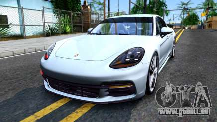 Porsche Panamera 4S 2017 v 1.0 pour GTA San Andreas