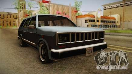 Bobcat Station Wagon für GTA San Andreas
