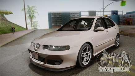 Seat Leon Cupra R de la Série Et Typ 1M Accordable pour GTA San Andreas