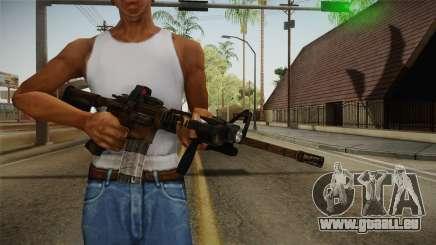 Tactical M4 pour GTA San Andreas