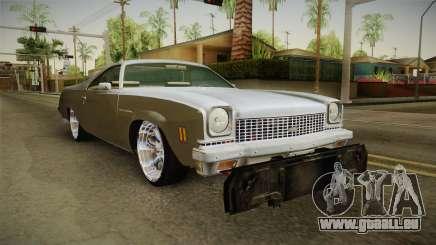 Chevrolet El Camino 1973 pour GTA San Andreas