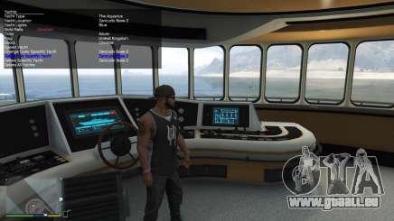 Simple Trainer 4.9 für GTA 5
