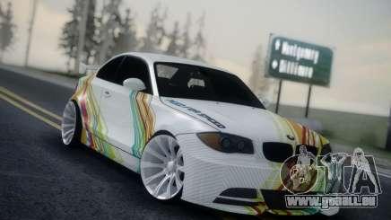 BMW 135i E82 Coupe pour GTA San Andreas
