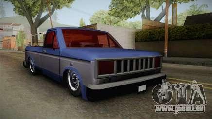 Bobcat Stance v1 für GTA San Andreas