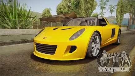 GTA 5 Coil Rocket Voltic für GTA San Andreas