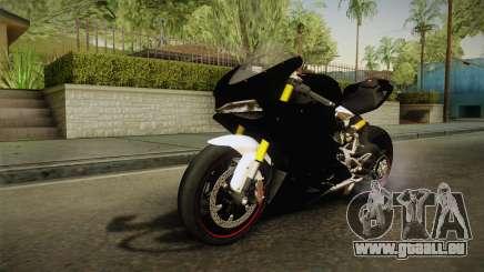 Ducati 1299 Panigale S 2016 Tricolor Black für GTA San Andreas