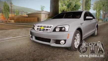 Chevrolet Caprice 2016 pour GTA San Andreas