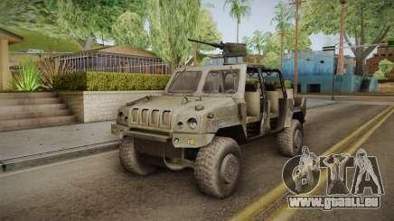 Iveco Lince Light LMV pour GTA San Andreas