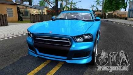 Buffalo GTA V IVF für GTA San Andreas