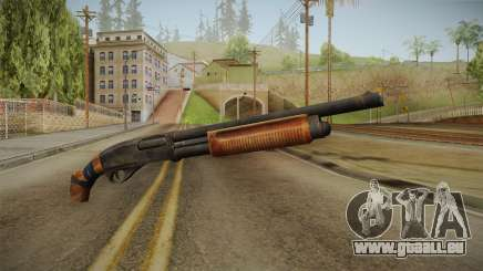 Survarium - Remington 870 für GTA San Andreas
