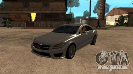 Mercedes-Benz CLS 63 AMG Armenian für GTA San Andreas