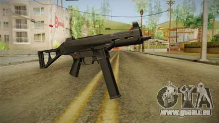 MP-5 v2 pour GTA San Andreas