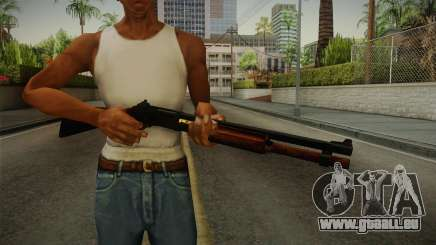 Remington 870 Wood für GTA San Andreas