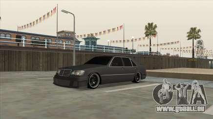 Brabus 7.3s pour GTA San Andreas