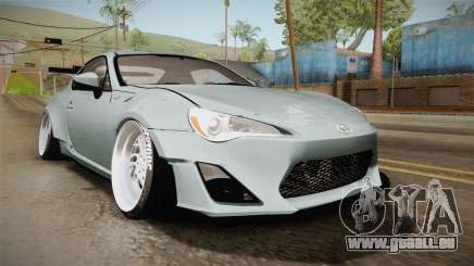 Scion FR-S RocketBunny 2013 für GTA San Andreas
