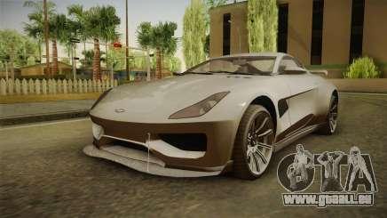 GTA 5 Dewbauchee Specter IVF für GTA San Andreas