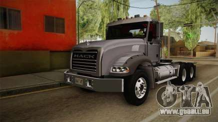 Mack Granite 2010 für GTA San Andreas