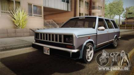 Bobcat Station Wagon v3 für GTA San Andreas
