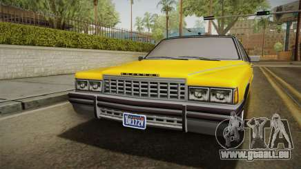 GTA 5 Albany Emperor Custom pour GTA San Andreas