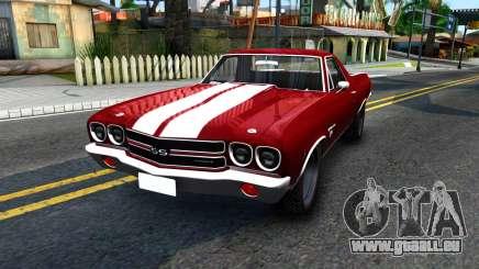 Chevrolet El Camino SS pour GTA San Andreas